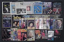 Star Trek TV Show Books, Magazines & Rare Fanzines