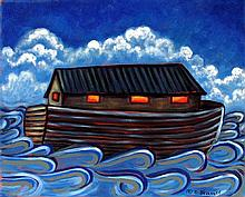 Orette Oliver Francis: Noah's Ark
