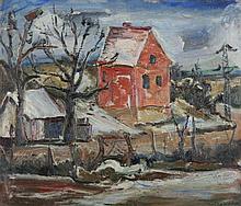 Gabriel Karel (1884 - 1966, Czech)