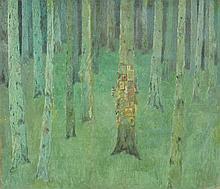 Author unknown - circuit Gustav Klimt