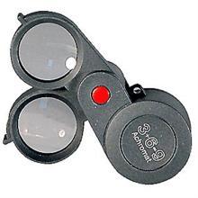 Eschenbach Aplanatic Precision Folding Magnifier - 3x, 6x, 9x