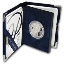 2008-W 1 oz Proof Platinum American Eagle (w/Box & COA)