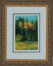 Lara-Original Oil-Golden Trees