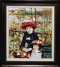 Pierre Renoir- Limited Edition Giclee-The Two Sisters