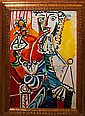 Pablo Picasso-Limited Edition Giclee The Buccaneer