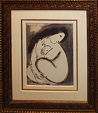 Picasso Limited Edition Lithograph
