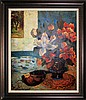 Paul Gauguin Limited Edition Embellished Giclee, Paul Gauguin, $350