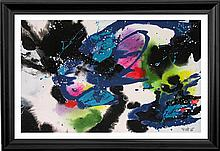 Jenik Abstract No. 34 Limited Edition Giclee