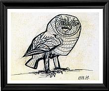 Pablo Picasso-Limited Edition Owl