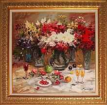 Massimo Original Oil on canvas