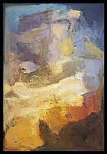 Abstract Michael Schofield Original Oil