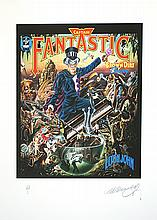 Alan Aldridge-Limited Edition A/P Captain Fantastic