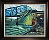 Vincent Van Gogh Ltd Edition The Trinquetaille Bridge, Vincent van Gogh, $375