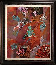Arina Original Oil on canvas