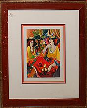 Limited Edition Giclee by Frederic Menguy