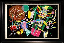Kandinsky Limited Edition-Composition X