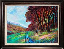 Michael Schofield Original on canvas