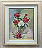 Rafael-Original Oil-White Faithful Rose