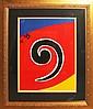 Alexander Calder Original Lithograph SkySwirl