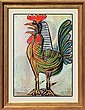 Pablo Picasso-Limited Edition -Le Coq