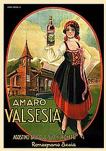 Italian Poster Amore Visalia