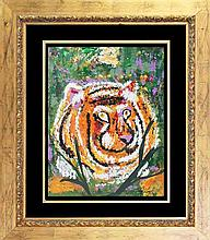 Barbara Perrier Limited Edition Tiger of the Jungle