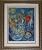 Marc Chagall Limited Edition Bella
