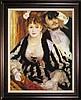 Pierre Auguste Renoir, La Loge