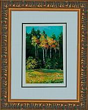 Lara-Original Oil-Golden Trees SOLD