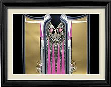 Erte Limited Edition Serigraph Twin Sisters