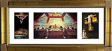 Salvador Dali-Limited Edition Lithograph-The Last Supper