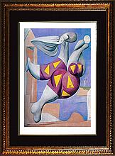 Picasso Limited Edition Flying Woman