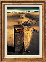 Salvador Dali-Limited Edition Canvas-LEspana