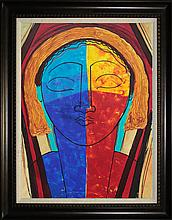Gaylord Soli Mixed Media Original