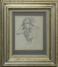 Varner Original pencil drawing 1971