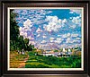 Claude Monet Limited Edition The Marina at Argenteuil