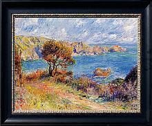 Renoir View at Guersey
