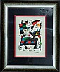 Joan Miro-Limited Edition Giclee Lithograph-Ode to Joy