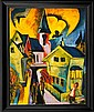 Kirchner-Limited Edition Giclee Lithograph Untitled
