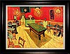 Van Gogh Limited Edition Giclee Rec Room