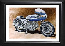 Richard Johnson Limited Edition Motorcycle