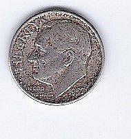 1957 10 Cent Silver Roosevelt Dime