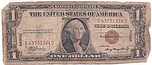 $1 Hawaii Currency 1935A