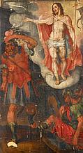 NIEDERLÄNDISCHER MEISTER nach 1612 Flügel eines