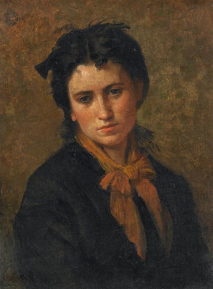 Couture, Thomas 1815 Senlis - 1879 Villiers-le-Bel