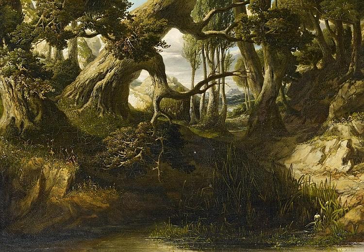 Marilhat, Prosper Georges Antoine 1811 Vertaizon