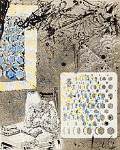 DALÍ, SALVADOR  Figueras/Spain 1904 - 1989  Don Quichotte de la Mancha.