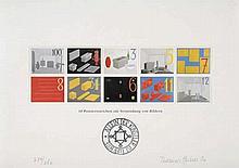 HUBER, THOMAS 1955 Zürich Lebt und arbeitet in Berlin. 10 Po