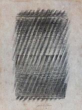 MACK, HEINZ 1931 Lollar Ohne Titel. 1966. Graphik auf Papier. Bla
