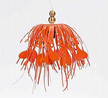 PARDO, JORGE Subscription Lamps II. Durchmesser: 58cm. Ex. aus einer A